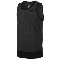 Nike Futura Tech Tank - Men's - Grey / Black