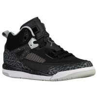 Jordan Spizike - Boys' Preschool - Black / Grey