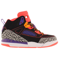 Jordan Spizike - Boys' Preschool - Black / Red