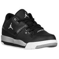 Jordan Flight 23 - Boys' Preschool - Black / White