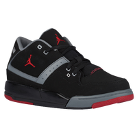 Jordan Flight 23 - Boys' Preschool - Black / Red