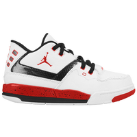 Jordan Flight 23 - Boys' Preschool - White / Red