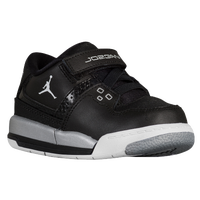 Jordan Flight 23 - Boys' Toddler - Black / White