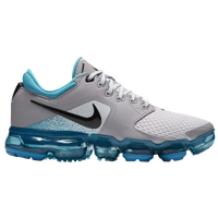 Nike VaporMax - Boys' Grade School - Grey / Light Blue