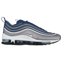 Nike Air Max 97 Ultra - Girls' Grade School - Grey / White