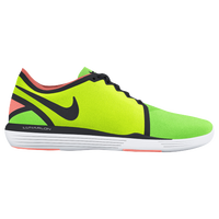 Nike Lunar Sculpt - Women's - Light Green / Orange