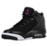 01a0947c3ef Jordan Flight Origin 2 - Girls  Grade School - Black   White