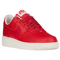 nike air force one red white blue