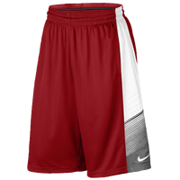 Nike Elite World Tour Shorts - Men's - Red / White