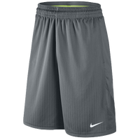 Nike Layup 2.0 Shorts - Men's - Grey / Grey