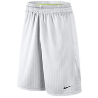 Nike Layup 2.0 Shorts - Men's - All White / White