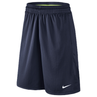 Nike Layup 2.0 Shorts - Men's - Navy / Navy