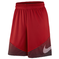 Nike Elite Reveal Shorts - Men's - Red / Black