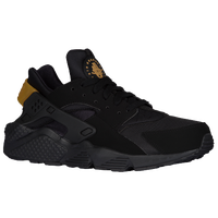 Nike Air Huarache Black Gold