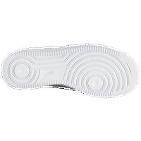 nike grey air force 1