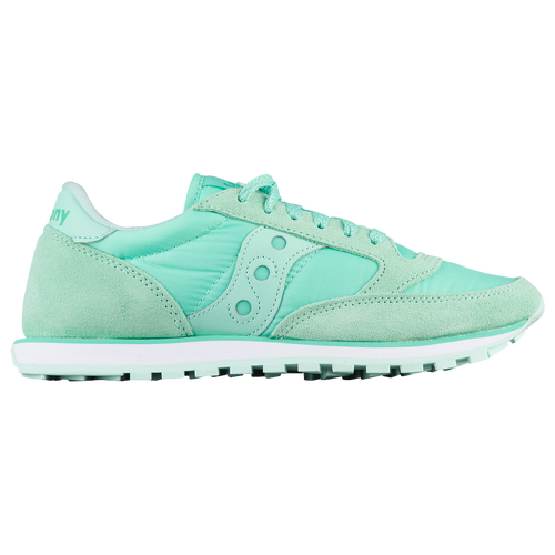 Saucony Jazz Low Pro - Women's - Aqua / Aqua