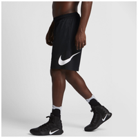 Nike HBR Shorts - Men's - Black / White
