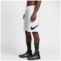 Nike HBR Shorts - Men's - White / Black