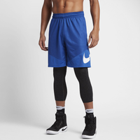 Nike HBR Shorts - Men's - Blue / White