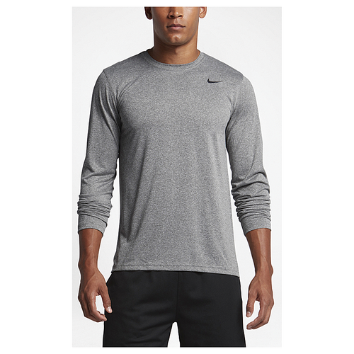 Nike Legend 2.0 Long Sleeve T-Shirt - Men's - Training - Clothing ...