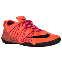Nike Free 1.0 Cross Bionic 2 - Women's - Orange / Black
