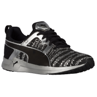 PUMA Pulse XT Lazer Etch - Women's - Silver / Black
