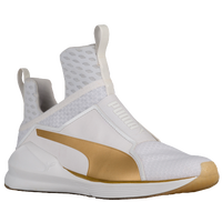 PUMA Fierce - Women's - White / Gold