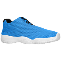 Jordan AJ Future Low - Men's - Light Blue / Black