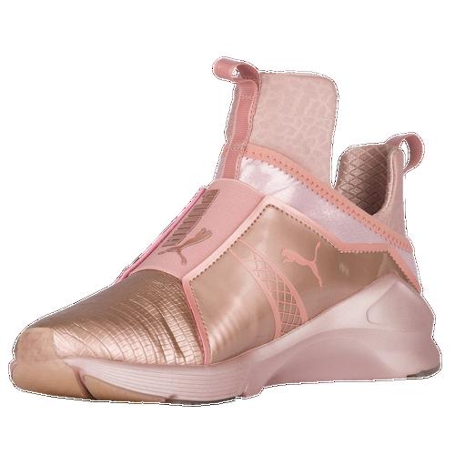 Puma Fierce Women Training Shoes Rose Gold Cameo