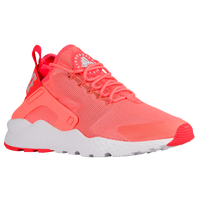 Nike Air Huarache Run Ultra - Women's - Orange / Red
