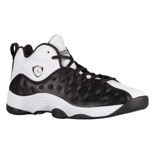 Jordan Jumpman Team II - Men\u0026#39;s - Black / White