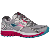 Brooks Ghost 8 - Women's - Grey / Pink