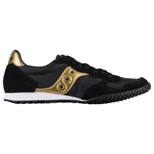 Saucony Bullet - Women's - Black / Gold