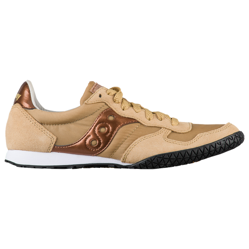 Saucony Bullet - Women's - Tan / Brown