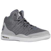 Jordan Flight Tradition - Men's - Grey / White