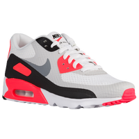 Nike Air Max 90 Ultra - Men's - White / Red