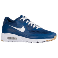 Nike Air Max 90 Ultra - Men's - Navy / White