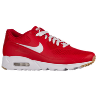 Nike Air Max 90 Ultra - Men's - Red / White