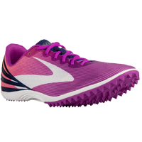 Brooks Mach 17 Spikeless - Women's - Purple / Orange