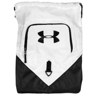 Under Armour Undeniable Sackpack - White / Black