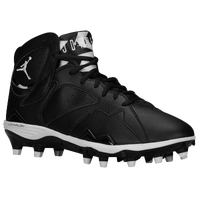 Jordan Retro 7 TD - Men's - Black / White