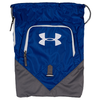 Under Armour Undeniable Sackpack - Blue / Grey