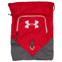 Under Armour Undeniable Sackpack - Red / Grey