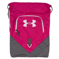 Under Armour Undeniable Sackpack - Pink / Grey