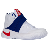 Nike Kyrie 2 - Men's -  Kyrie Irving - USA - White / Red