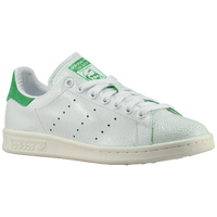 adidas Originals Stan Smith - Women's - White / Light Green