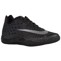 Nike Hyperlive - Men's - Black / Silver