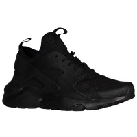 Nike Air Huarache Run Ultra - Men's - All Black / Black