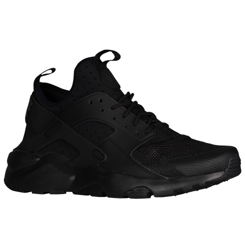 Nike Air Huarache Run Ultra - Men\u0026#39;s - All Black / Black