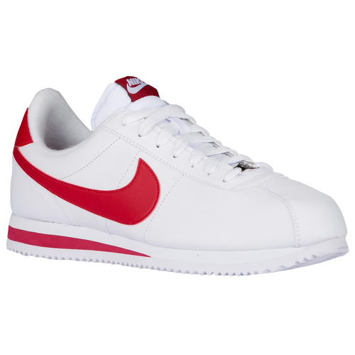 Nike Cortez - Men s - Running - Shoes - White Gym Red ca8ddb22e